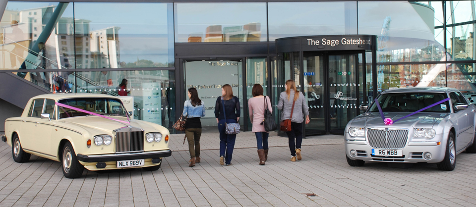 Dawn Marie Elite Wedding Events at the Sage Gateshead
